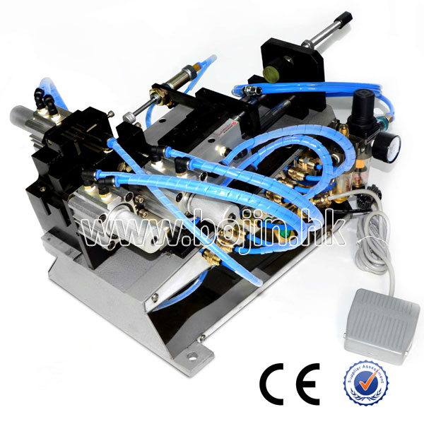 BJ-316 Double Layers Pneumatic Wire Stripping Machine - BOJIN