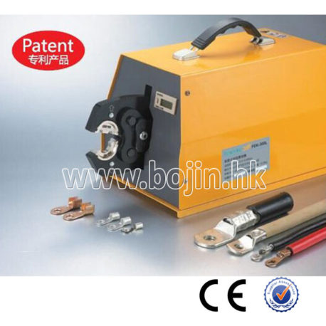 Pneumatic Terminal Crimping Machine BJ-607E 2