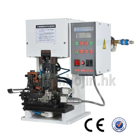 Semi-automaitc Mute Wire Stripping And Crimping Machine BJ-1.5TM 1