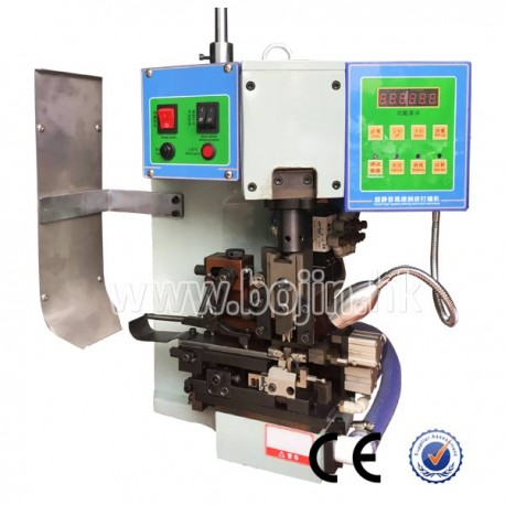 Semi-automaitc Mute Wire Stripping And Crimping Machine BJ-1.5TM 2