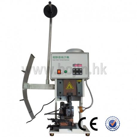 BJ-2.0T Semi-automatic Super Mute Terminal Crimping Machine