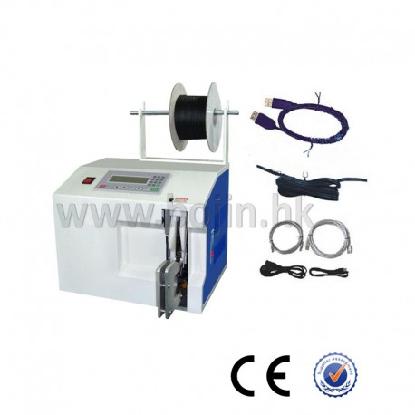 BJ-506 Wire Cable Bundler Machine