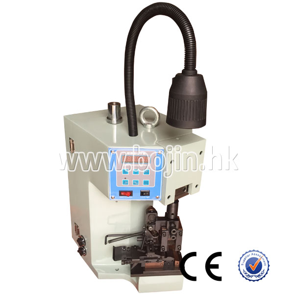 BJ-2TS Mute Terminal Crimping Machine