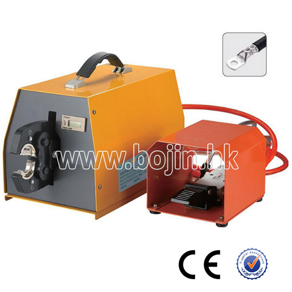 BJ-607E Pneumatic Terminal Crimping Machine