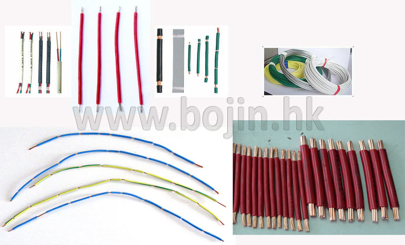 99 kinds of different wires