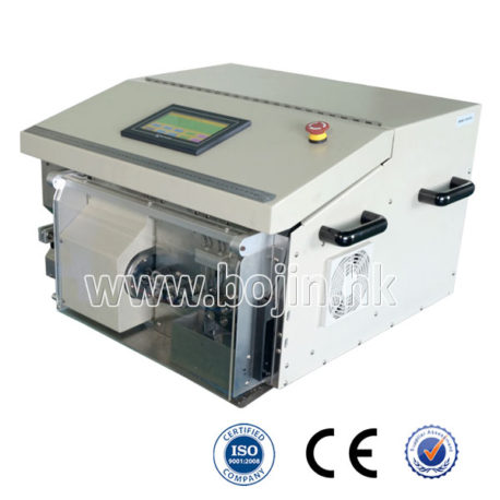 BJ-06TZ Automatic Coaxial Cable Cutting And Stripping Machine