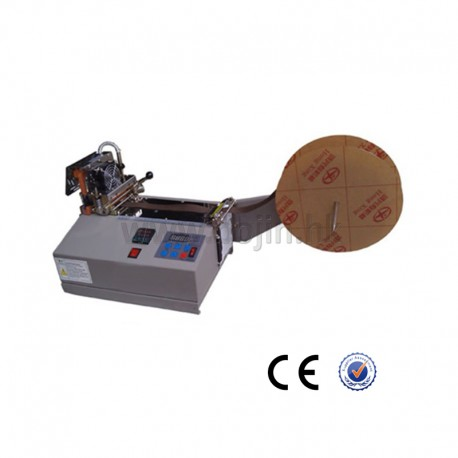 BJ-A10 Hot & Cold Knife Label Cutter Machine