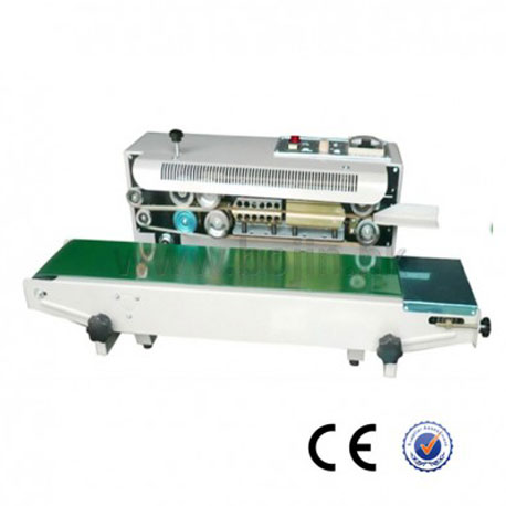 BJ-300 Horizontal Plastic Continuous Band Sealer Machine