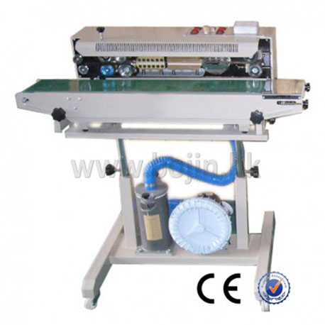 BJ-400 Air Flush Sealing Machine