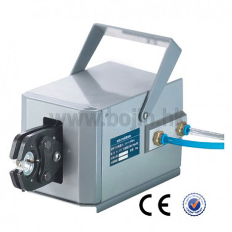 BJ-603E Pneumatic Type Terminal Crimping Machine