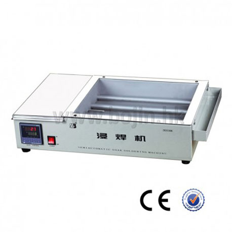 XC-3530B Semiautomatic Soak Soldering Machine