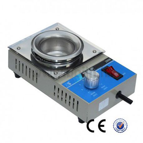 XC-50D Mini Type Lead-free Soldering Pot/Solder Tin