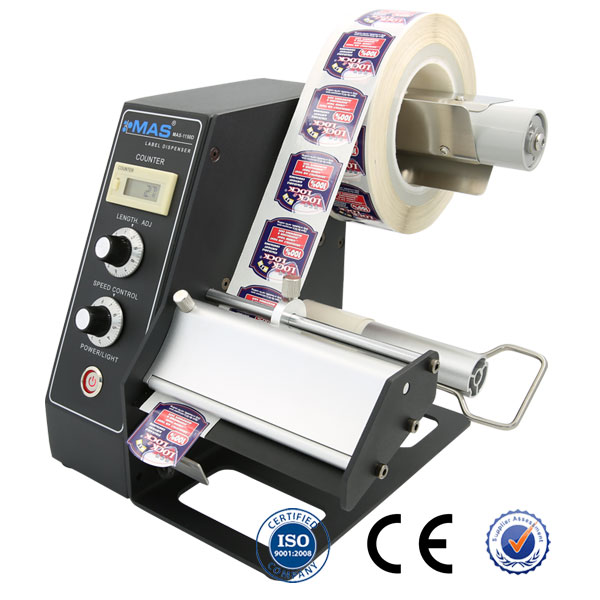 MAS-1150D Automatic Label Dispenser