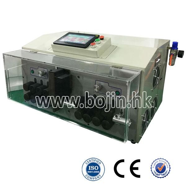 BJ-09MAX Wire Cutting And Stripping Machine
