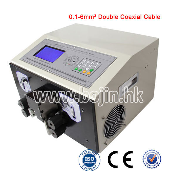 BJ-02G Double Coaxial Cable Stripping Machine