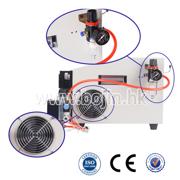 BJ-02K+S Flat Cable Stripping & Tearing Machine