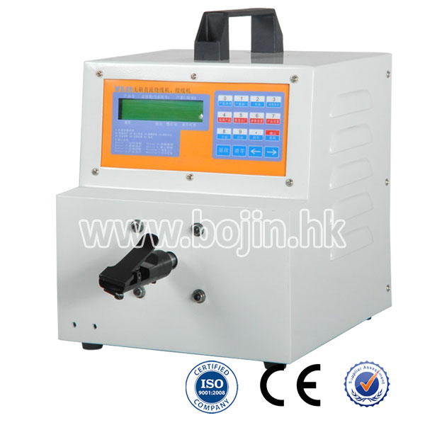 BJ-08T Wire Twisting Machine