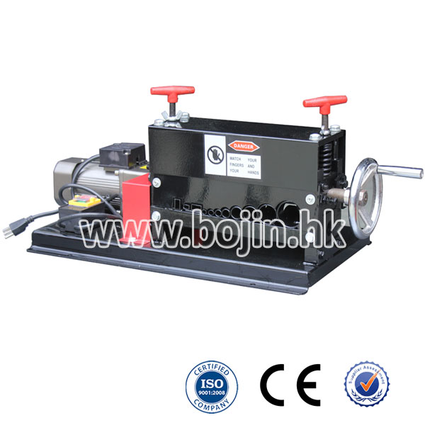 BJ-930 Scrap Cable Wire Stripping Machine For Sale - BOJIN Supplier