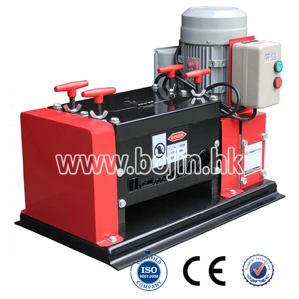 BJ-940 Scrap Copper Wire Stripper Machine