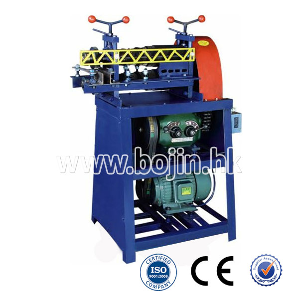 BJ-918B1 Scrap Cable Wire Stripping Machine For Sale | BOJIN