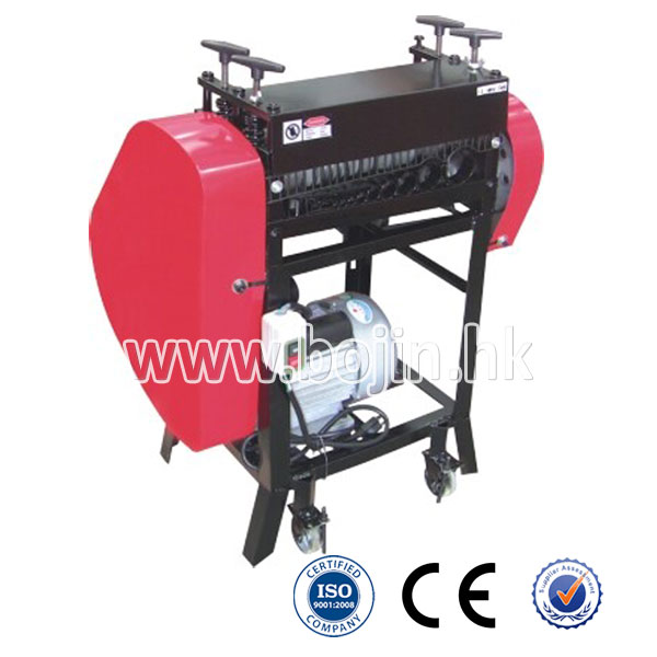 BJ-918F Scrap Cable Wire Stripping Machine